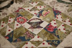 Edyta Sitar baskets Laundry Basket Quilts Blog | Today's Quilts, Tomorrows Memories.