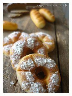 Happy Little Muffin: Bread / Leipää