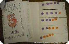 composing decomposing number building fun rowdy in Numbers Kindergarten, Kindergarten Fun, Math Numbers, Preschool Math, Fun Math, Teaching Math, Decomposing Numbers, Teaching Ideas, Math 2