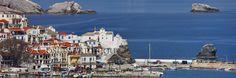 SKOPELOS APARTMENTS MELROSE | SKOPELOS RENTALS | APARTMENTS IN TOWN SKOPELOS