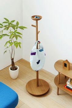 "Torafu Architects ""Cobb Lina hanger stand"" hanger stand"