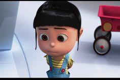 ~Agnes fandub-ready~ Why are you wearing pyjamas? - Despicable me We Love Minions, Minion S, Cute Bunny Cartoon, Cute Cartoon Pictures, Fiona Shrek, Agnes Despicable Me, Next Children, Vanellope, Cartoon Gifs