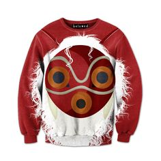 Princess Mononoke Sweater - Beloved