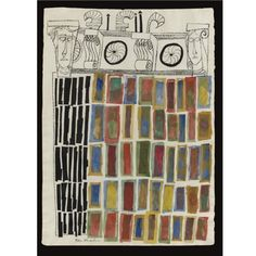 Penultimate Paterson by Ben Shahn
