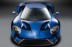 Ford GT | fully active aerodynamic components to improve braking, handling and stability.