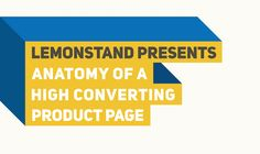 Having a product page is not enough to drive conversions. What should you do different?