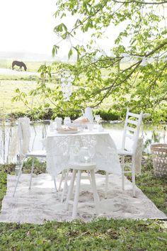 Vicky's Home: Blanco........un clásico de verano / White....... a classic summer