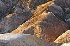 Title  Zabriski Point #6   Artist  Stuart Litoff   Medium  Photograph - Photograph