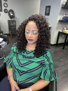 Schedule your appointment online Iamshaylanash Freetress Deep Twist Crochet, Deep Twist Crochet Braids, Crochet Braid Styles, Twist Braids, Freetress Crochet Braids, Crochet Twist, Curly Crotchet Hairstyles, Braided Hairstyles, Protective Style Braids