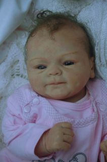 Mummelbaerchens Coco Malu, so cute Reborn Baby Girl by Elisa Marx