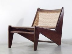 Kangourou Lounge Chair, designed by Pierre Jeanneret, ca. 1960.