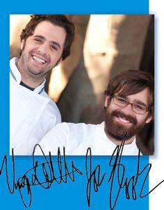 Jon Shook And Vinny Dotolo Food Network