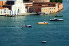 Boats in Venice by Uwe Kalms on 500px