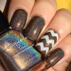 "Lacquer Lust ""Double Shot"" http://www.polishandpandas.com/2014/02/lacquer-lust-swatches-review.html#more"