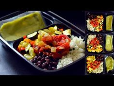 Vegan Chipotle Bowl Meal Prep – Rich Bitch Cooking