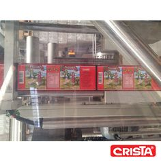 Embalagens Pastora - Crista Indústria www.cristamargarina.com.br