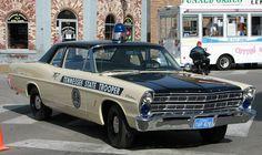 Tennessee Highway Patrol '67 Ford , custom