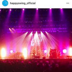 岩堀せりのインスタグラム(Instagram)写真 - 「愛しの旦那様ソロ🎸ツアーラスト最高🤘素晴らしいメンバー👍号泣😭やっと帰って来た👏 #zepptokyo」3月1日 3時48分