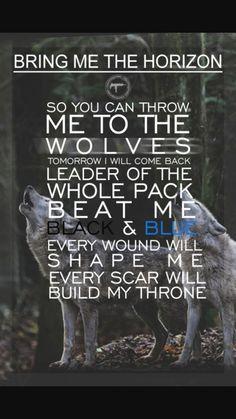 Throne- Bring Me The Horizon