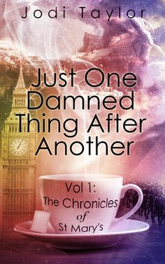 Just One Damned Thing After Another (The Chronicles of St Mary's, #1) - I'M Reading this now and loving it. Wicked British Humor with a little time travel thrown in. I should note that it's currently FREE for Kindle... and ADULTS ONLY.