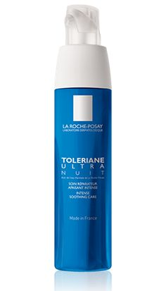 All about Toleriane Ultra Overnight, a product in the Toleriane range by La Roche-Posay recommended for Intolerant skin. Free expert advice