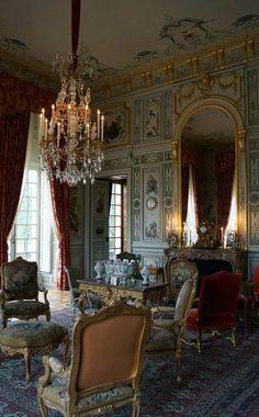 Château de Champs-sur-Marne. France