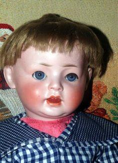 Bambola antica Hanna di Shoenau & Hoffmeister