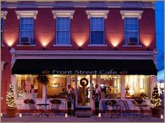 Have you tried the Front Street Cafe in New Richmond Ohio!  We love it!