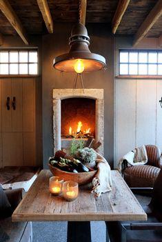 Hoogehuys | Landelijke woonkeuken | Luxus Wonen