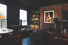 west-thirty-six-notting-hill-golborne-road-townhouse-bistro-grillhouse-interior-design-monkey-room-2.jpg (1080×720)