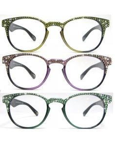 377bbc795c3 Gorgeous Swarovski embellished reading glasses from Jimmy Crystal London - reading  glasses don t have to be boring!