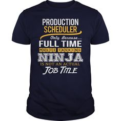 Awesome Tee For Production Scheduler T-Shirts, Hoodies. CHECK PRICE ==► https://www.sunfrog.com/LifeStyle/Awesome-Tee-For-Production-Scheduler-118040035-Navy-Blue-Guys.html?id=41382