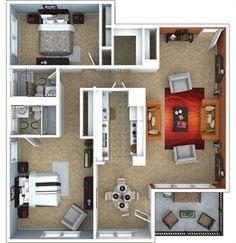1000 Ideas About Condo Floor Plans On Pinterest Condos Studio Apartment F