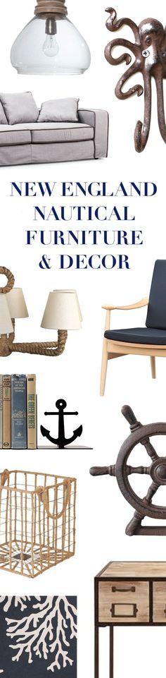 New England Chic Furniture & Décor | Shop Now at dotandbo.com