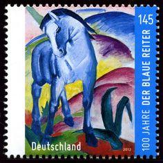 Deutschland 2012 - Der Blaue Reiter | Flickr - Photo Sharing!