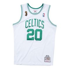 16914be42173d Mitchell   Ness Authentic NBA Jersey - Boston Celtics - Ray Allen - 2008  Finals