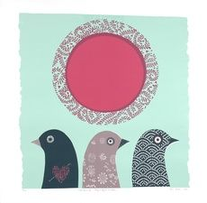 Tattooed birds; they ll regret it later by Jane Ormes