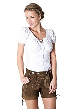 #Ludwig und #Therese #Damen #Trachten #Bluse #Amelie #weiß #1309 #34 - Ludwig…