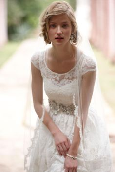 Ellie Gown by Leanne Marshall for BHLDN