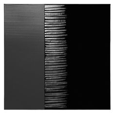 "The art of Pierre Soulages, on display at Dominique Lévy Gallery and Galerie Perrotin, exists in another world and defies description. Pierre Soulages is a ""proposal about post-war abstract expressionism"" according to the exhibition organisers. Black And White Abstract, Black Art, Spirited Art, Contemporary Abstract Art, Op Art, Art World, Abstract Expressionism, Painting Inspiration, Illustration Art"