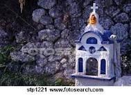 roadside shrine ( eklisaki)