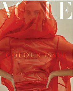 Othilla Simon by Alique for Vogue Ukraine November 2017: The Colour Issue