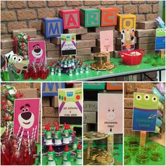 Toy story candy bar