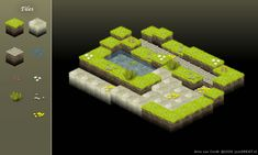 Game tiles by ironiceagle.deviantart.com on @deviantART