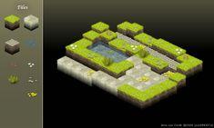 Game tiles by ironiceagle.deviantart.com on @deviantART