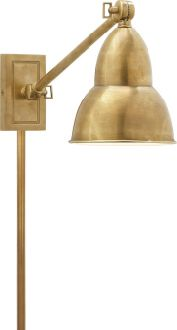 FRENCH LIBRARY SINGLE WALL LAMP