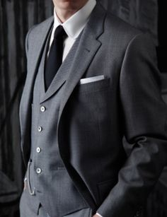 Tom Ford Wedding Suit