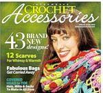 Interweave Crochet accessories - 2010