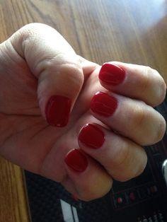 Powder on my nail not nail polish