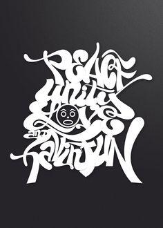 """the message"" - Zulu Nation - peace unity love havin fun"